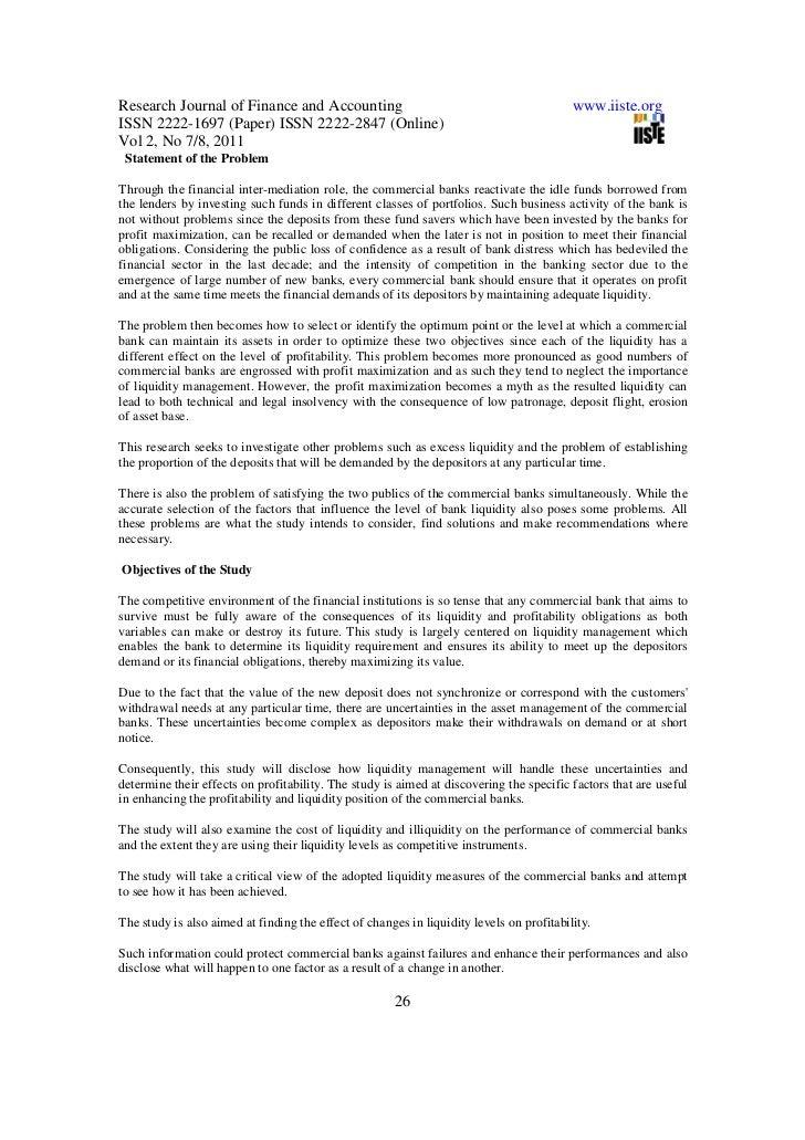 liquidity management in banks pdf