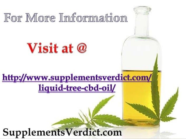 Liquid Tree CBD Oil - 100% Natural Oil and No Side Effects - Buy Now - 웹