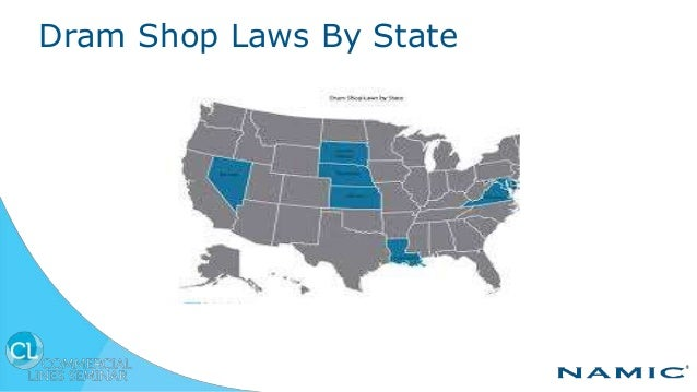 an analysis of the dram shop liability Updated july, 2012 dram shop/liquor liability in pennsylvania a liquor code the pennsylvania liquor code, section 4-493(1) provides the basis for imposing liability.