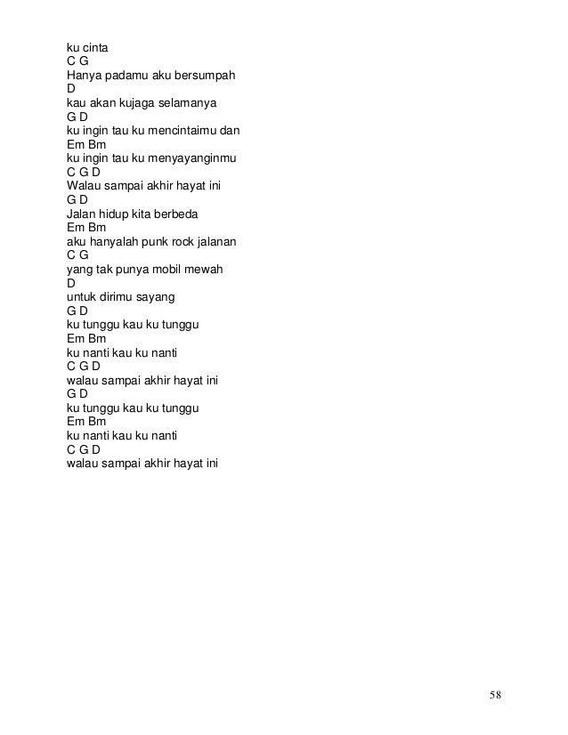 Lirik Dan Chord Lagu Indonesia2