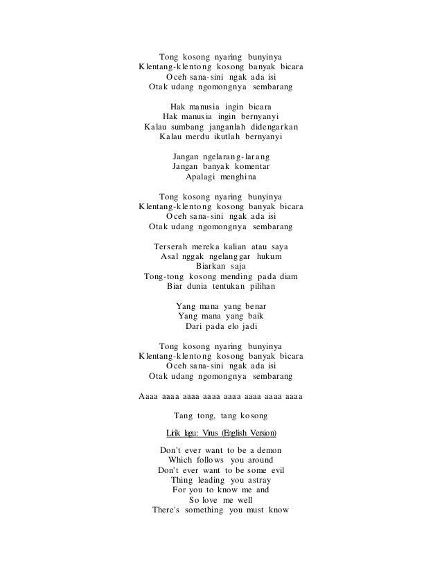 Lirik Lagu Slank Falling In Love