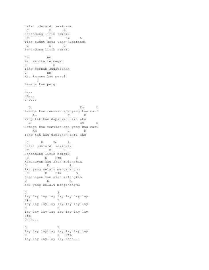 Image Result For Chord Gitar Iwan Fals