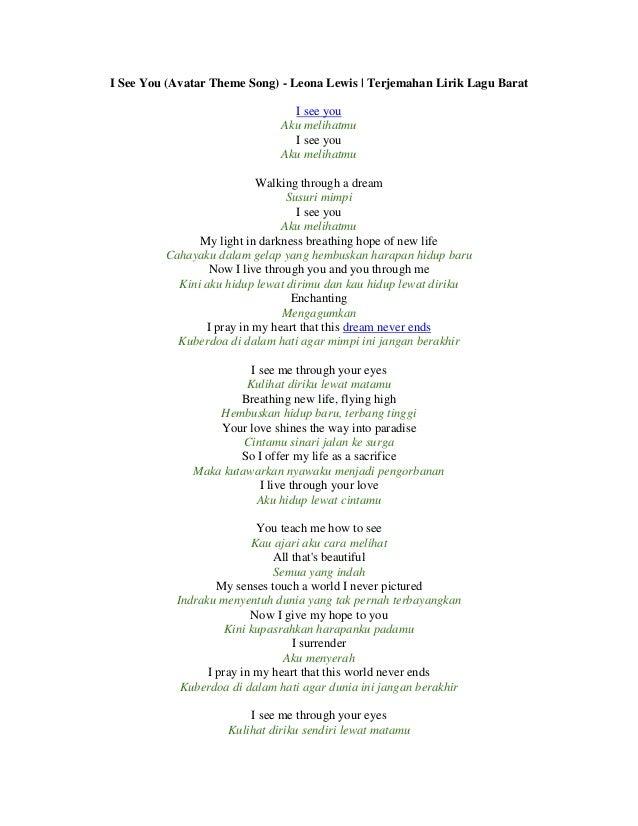 Lirik dan terjemahan i will make love to you