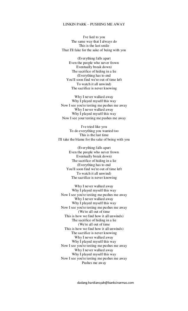 Lirik Lagu Barat Versi Bahasa Indonesia