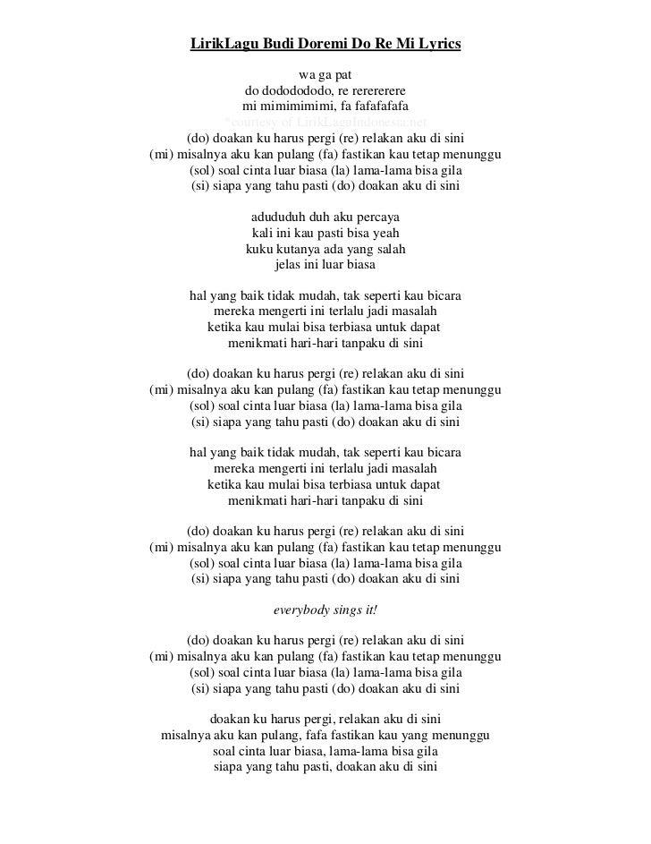 Kata Kata Lagu Cinta Luar Biasa Cikimm Com