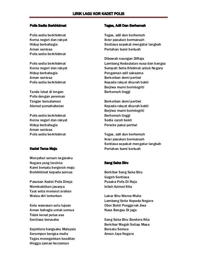 Lagu Muafakat Johor Lirik Lirik Lagu Lagu Kebangsaan Negeri Apa Yang Ku Rasa Play Along With Guitar Ukulele Or Piano With Interactive Chords And Diagrams Tangan