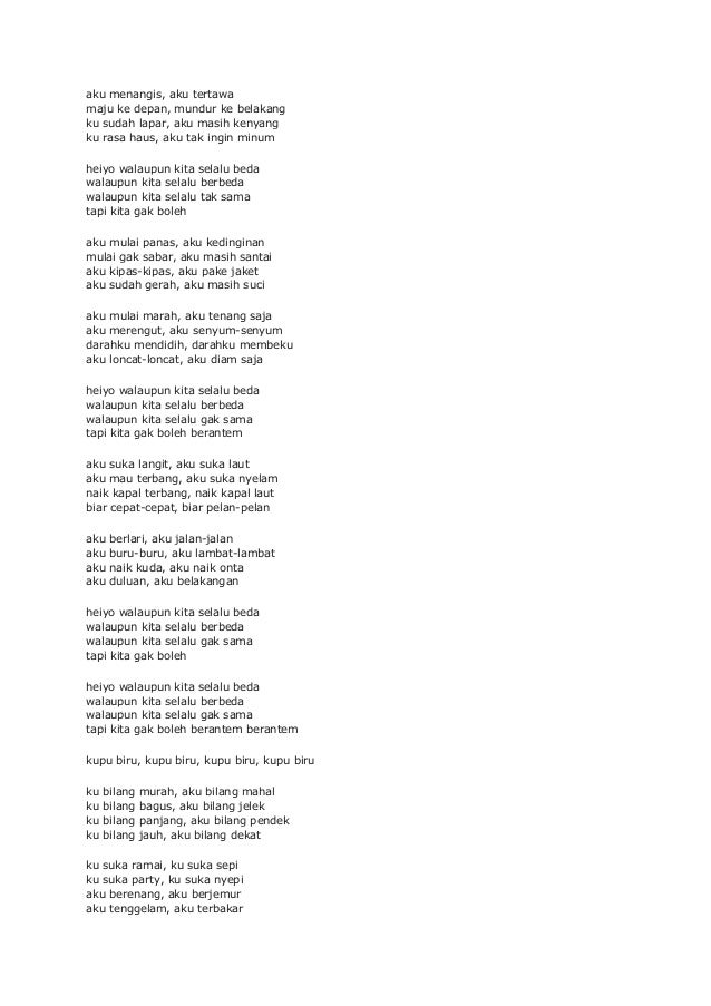 Lirik lagu slank