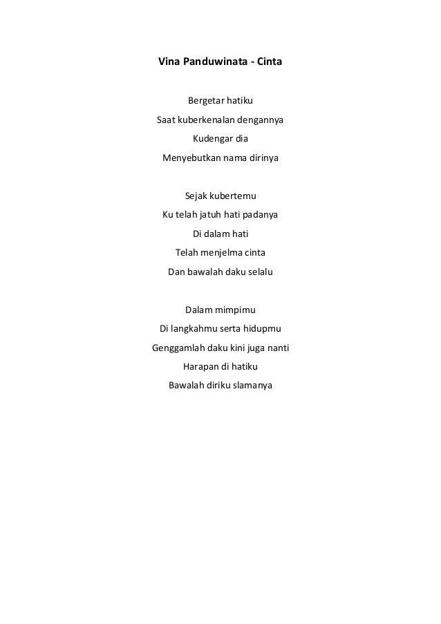 Image Result Forpulan Lirik Lagu Dangdut