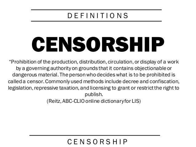 is it suitable to use censorship So should art come with a similar classification system like films or should it all be  censored to be suitable for viewing by a minor and what's.