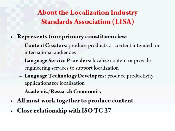LISA OASIS-feb2011 Slide 3