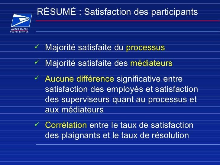 Gestion des conflits au travail la m diation transformative l 39 usps - Difference entre conciliation et mediation ...