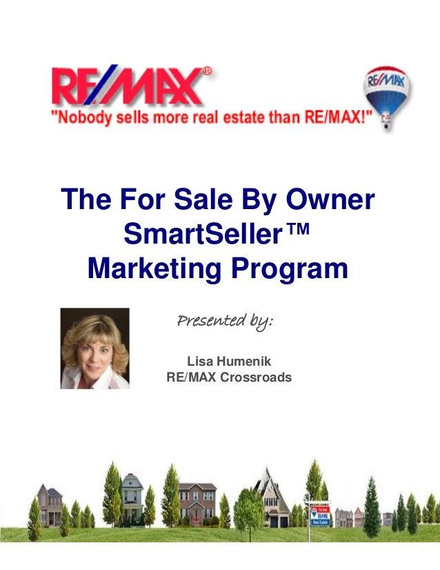for sale by owner smart seller marketing program