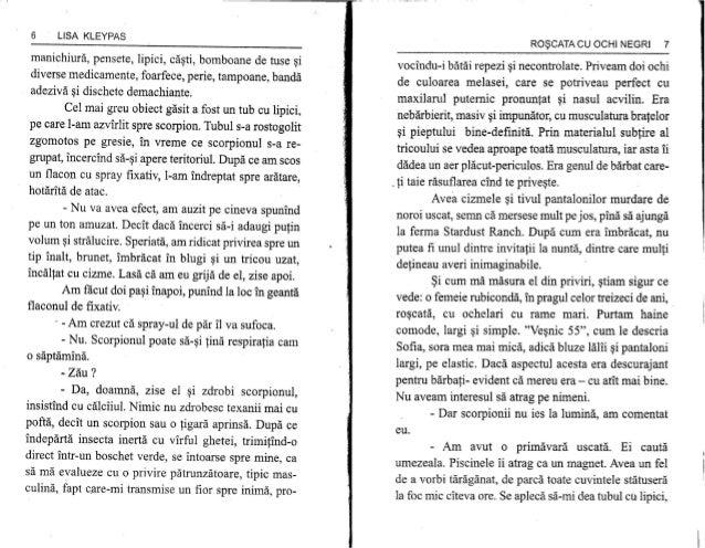 Lisa Kleypas   Roscata cu ochii negri pag.1-95 Slide 3