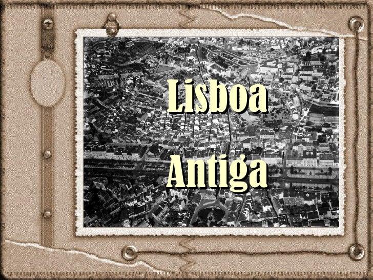 LisboaAntiga