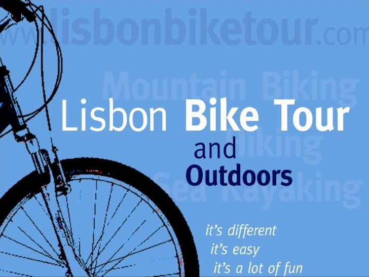 LISBON BIKE TOUR & OUTDOORSWelcome to Lisbon! We are outdoor specialists and we love our lively, cosmopolitan and historic...
