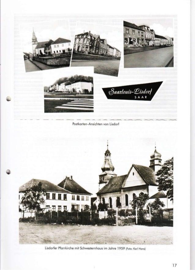. den ungewöhnlich seltenen Potrozinien der Lisdorfer Kirche. den domo s nur in Soisson verehrlen Heiligen Crispinus und C...