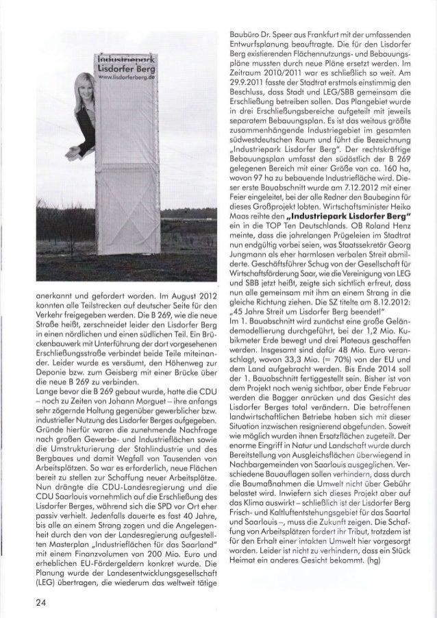 l.rirx#rtd.k - Lisdorfer'Berg onerkonni ond gefordert worden. lm August 2012 konnien olle Teilsirecken ouf deutscher Seile...