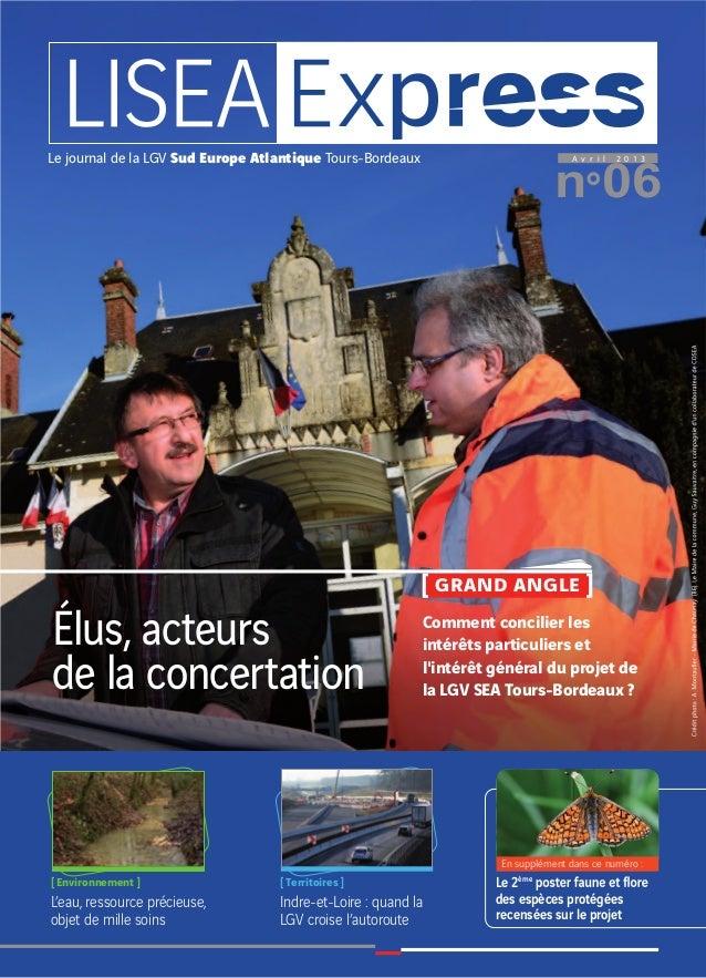 [ Territoires ] Le 2ème des espèces protégées recensées sur le projet Indre-et-Loire : quand la LGV croise l'autoroute [ E...