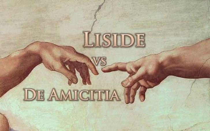 LisidevsDe Amicitia<br />