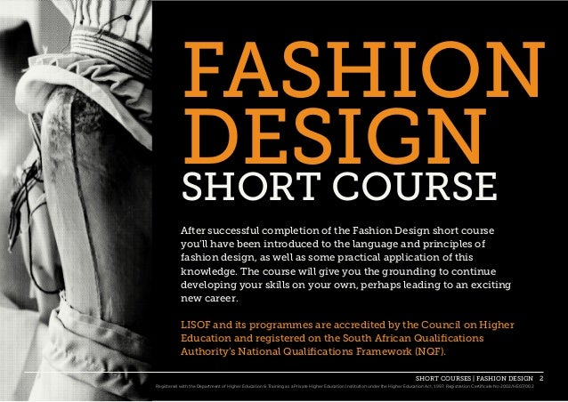 Fashion Designer Schools In Johannesburg
