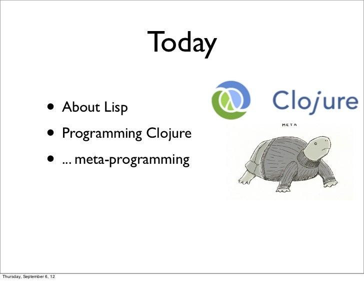 Learn Clojure - PurelyFunctional.tv