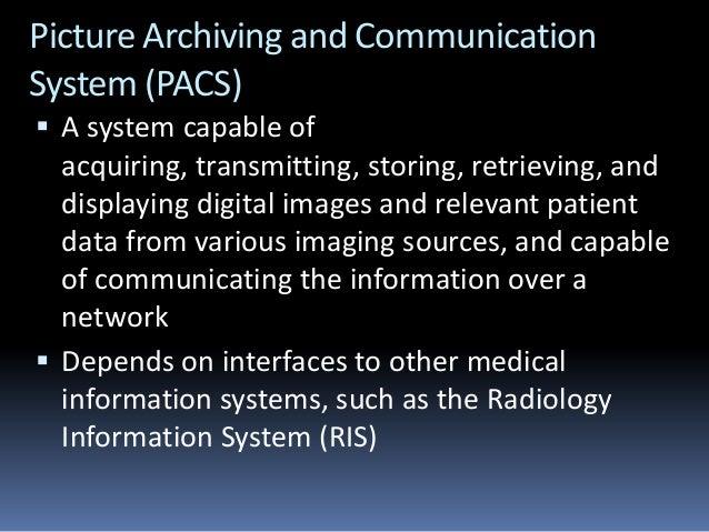 Laboratory Information System Radiology Information System