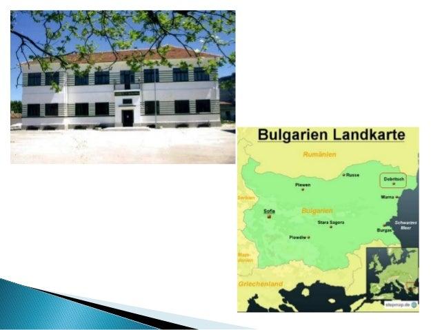    Laut der letzten PISA-Studie – Bulgarien – Platz 44 im    Leseverständnis - 41% der bulgarischen Jugendlichen –    Pro...