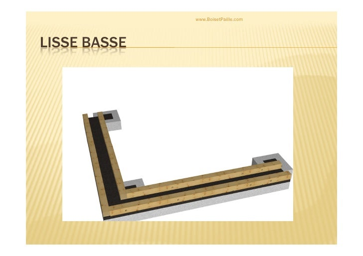 www.BoisetPaille.comLISSE BASSE