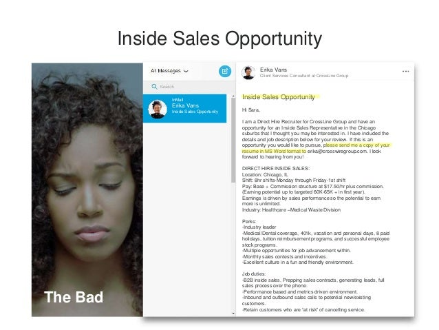 Sales Opportunity Sol Rains Technical Recruiter at DEW Search InMail Sol Rains Networking help staffing consultant search ...