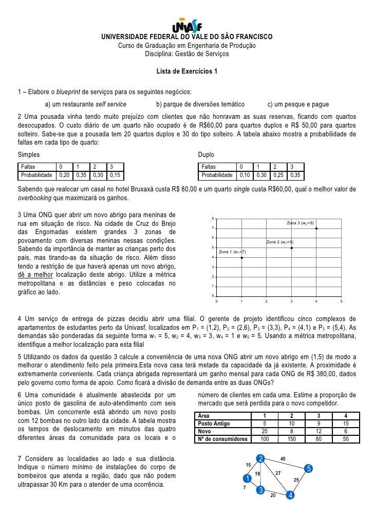 UNIVERSIDADE FEDERAL DO VALE DO SÃO FRANCISCO                                       Curso de Graduação em Engenharia de Pr...