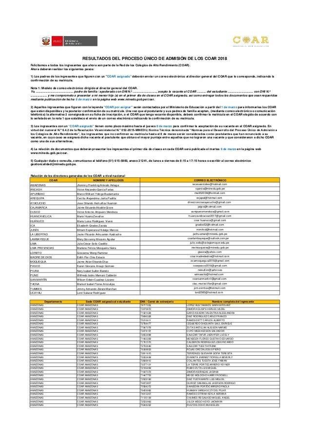 Lista Final-Ingresantes-COAR-2018
