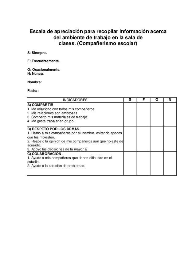 Lista de cotejo para la revisión de cuadernos Slide 2
