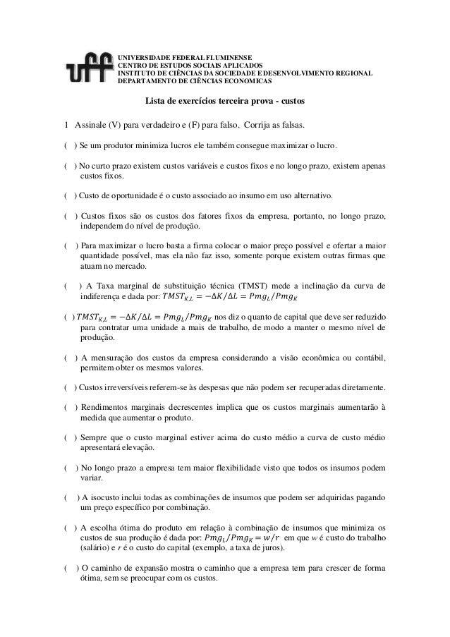 UNIVERSIDADE FEDERAL FLUMINENSE CENTRO DE ESTUDOS SOCIAIS APLICADOS INSTITUTO DE CIÊNCIAS DA SOCIEDADE E DESENVOLVIMENTO R...