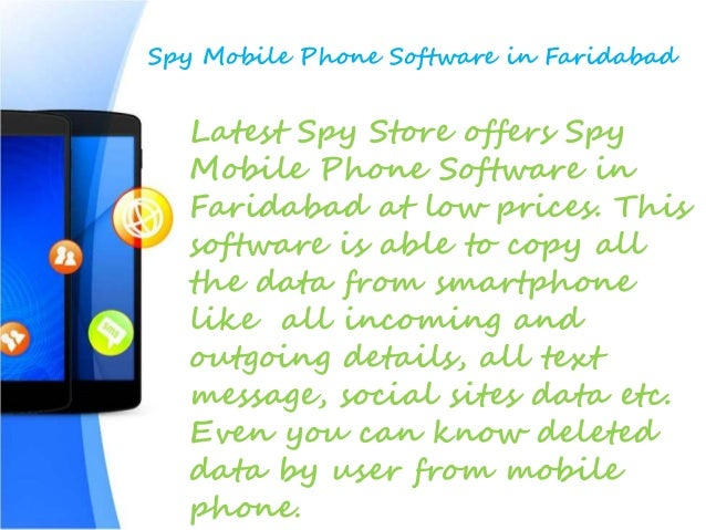 3 easy steps to spying with Mobile Spy Free