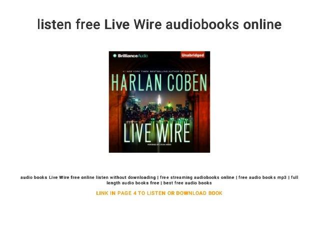 listen free Live Wire audiobooks online