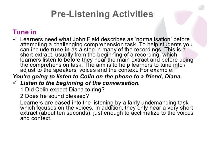 Listening Activities For Adults 49