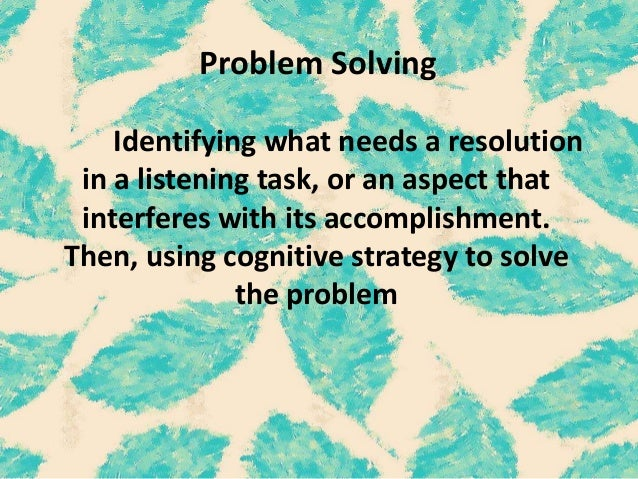 Tips for Helping our Students Become Active Listeners  Activate your students' prior knowledge before any listening activ...