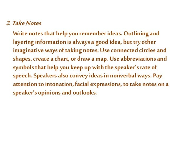 2. Summarize Read your lecture notes several times before and after class all week. In your head, summarize what the assig...