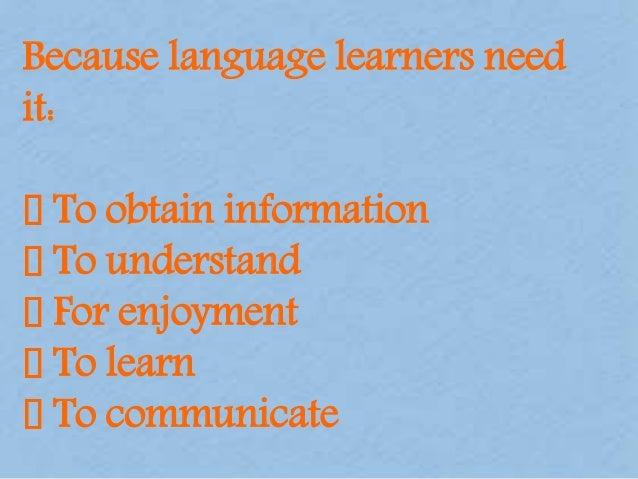 8 Factors in Listening Comprehension