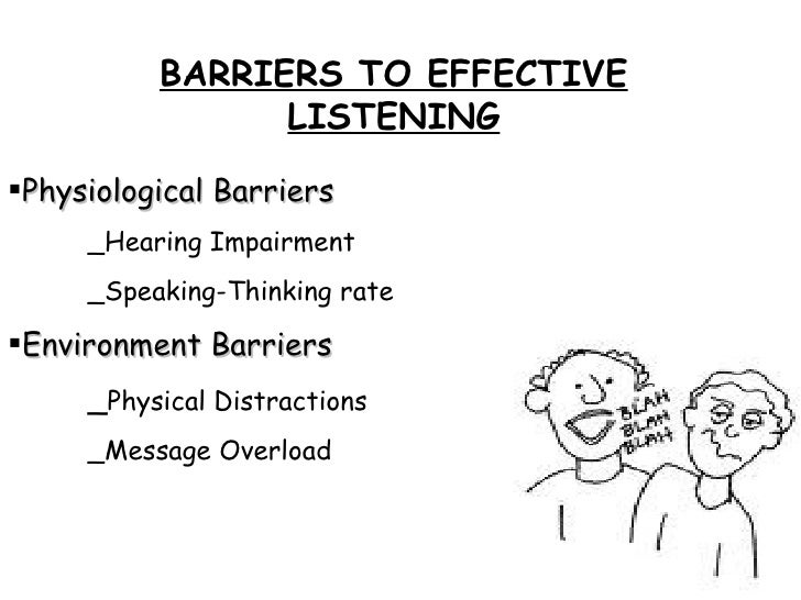 barriers and strategies in listening comprehension Barriers have been removed they will be able to access thinking skills and show  good comprehension  the assessment should include listening  comprehension as well as  are progressing with the task, and the strategies  they are using.
