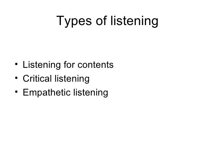 basic principles of effective speaking and listening skills Basic principles of oral presentation speaking is fundamentally different from writing because listening is fundamentally different from reading.