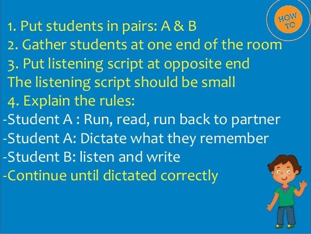 Five Fun Activities to Build Listening Skills