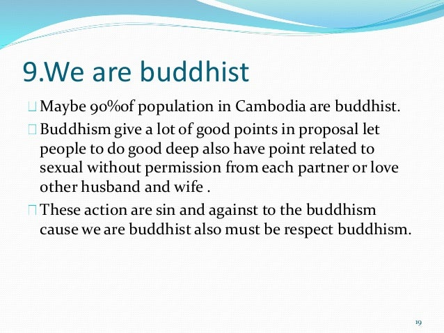 Buddhism prostitution