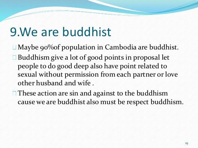 Buddhism prostitution