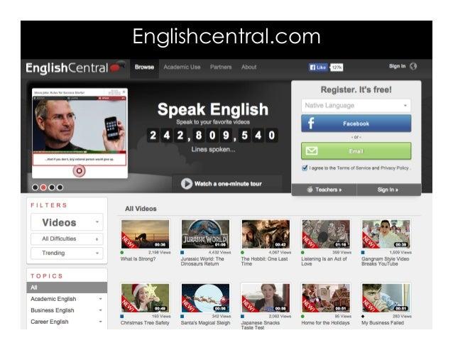 Englishcentral.com