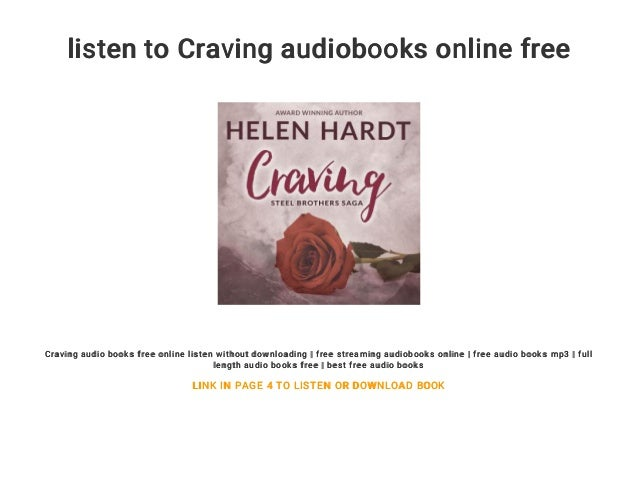 listen to Craving audiobooks online free