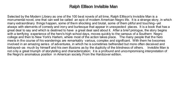 Download audiobook of ralph ellison invisible man free mp3 online.