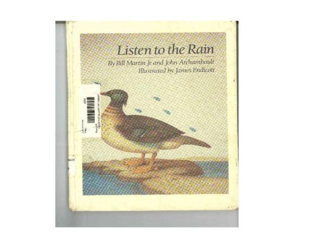 Listen To The Rain