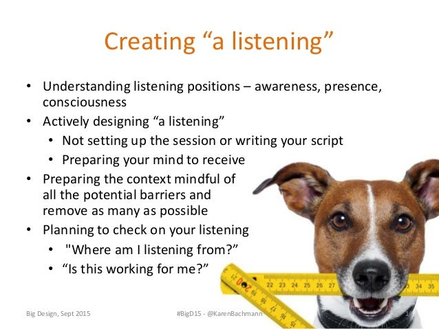 Types of Listening • Informational Listening (Listening to learn) • Critical Listening (Listening to evaluate and analyze)...