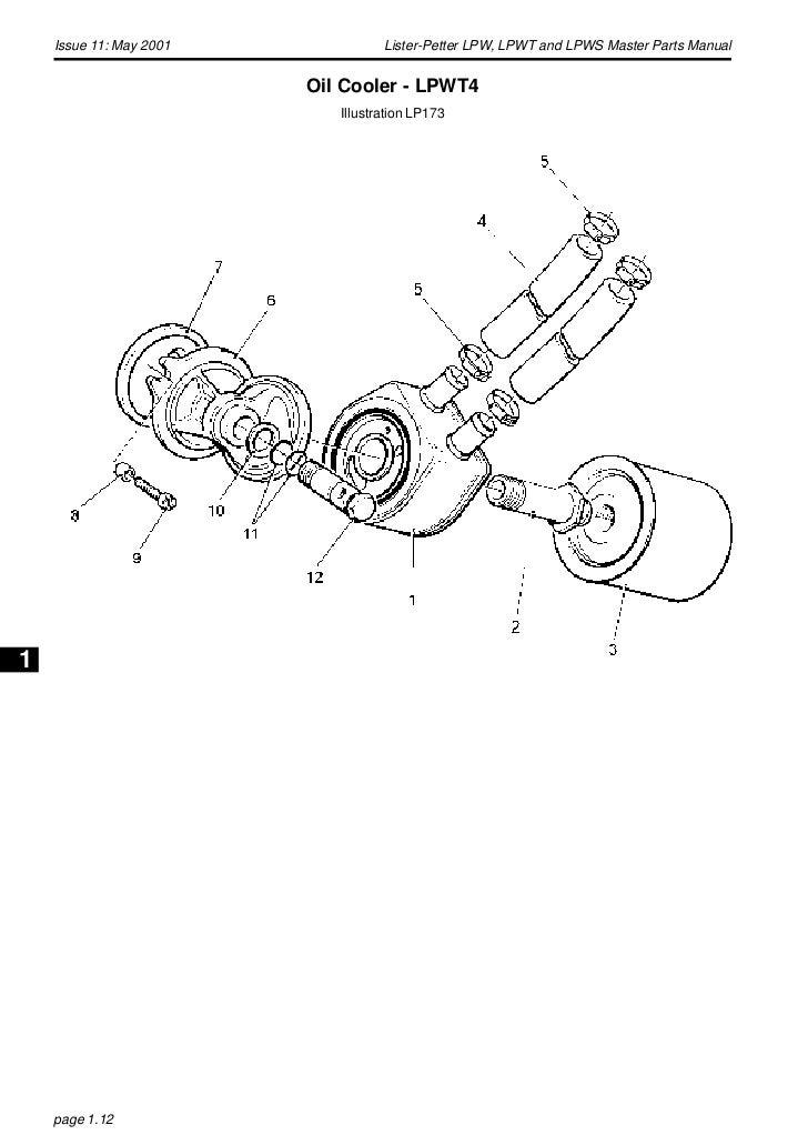 lister petter parts manual wiring diagram u2022 rh 149 28 103 1 Professional Workshop Manuals Professional Workshop Manuals